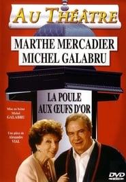 Poster La poule aux oeufs d'or 1995