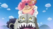 One Piece Whole Cake Island Arc Episode 845 : Pudding's Determination - Ablaze! The Seducing Woods