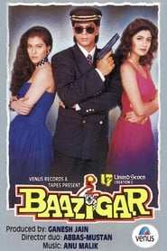 Poster for Baazigar