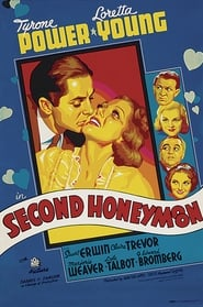 Affiche de Film Second Honeymoon