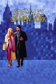 Poster Sidewalks of New York 2001