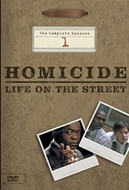 Homicide: Life on the Street - Season 1 (1993) poster
