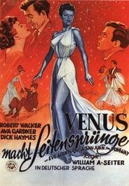 Venus macht Seitensprünge