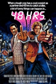48 Hrs. 1982 Poster