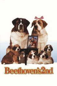 Poster Beethoven's 2nd 1993