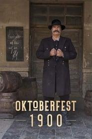 Poster Oktoberfest 1900 2020