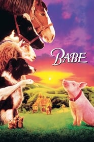 Poster Babe 1995