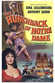 Poster The Hunchback of Notre Dame 1956
