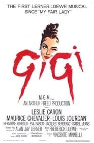 Poster Gigi 1958