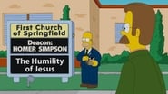 The Simpsons Season 24 Episode 18 : Pulpit Friction