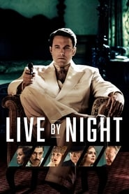 Poster Live by Night 2016