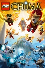 Poster Lego Legends of Chima 2014