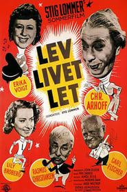 Poster Lev livet let 1944