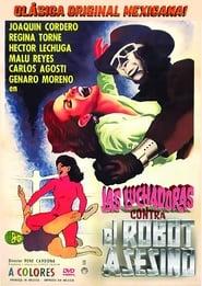 Las luchadoras vs el robot asesino 1969