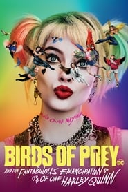 Poster for Birds of Prey (and the Fantabulous Emancipation of One Harley Quinn)