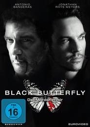 Gucke Black Butterfly