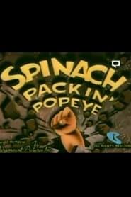 Spinach Packin' Popeye