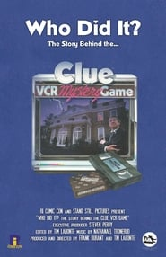 Who Did It? The Story Behind the Clue VCR Mystery Game 2013
