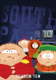 South Park - Season 21 Episode 4 : Franchise Prequel Season 10