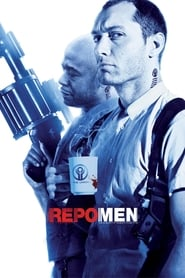 Poster for the movie, 'Repo Men'