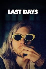 Poster for Last Days