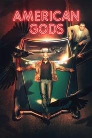 Poster American Gods - Season american Episode gods 2019