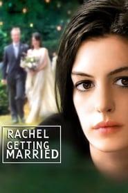 Poster Rachel Getting Married 2008