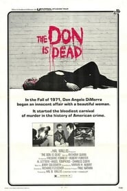 Poster The Don Is Dead 1973