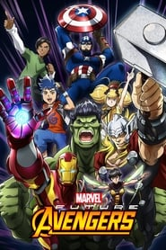 Marvel's Future Avengers Season 1 Episode 10