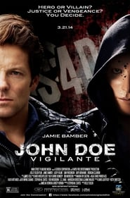 Poster John Doe: Vigilante 2014