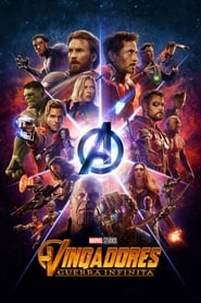 Vingadores: Guerra do Infinito (2018) HDTS 360p Download Torrent Dublado