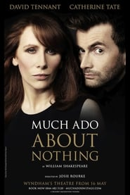 Poster Digital Theatre: Much Ado About Nothing 2011