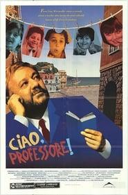 Poster Ciao, Professore! 1992