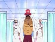 One Piece Thriller Bark Arc Episode 339 : One Unnatural Phenomenon After the Next! Disembarking on Thriller Bark!