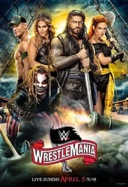 WWE WrestleMania 36 (Night 1) 2020