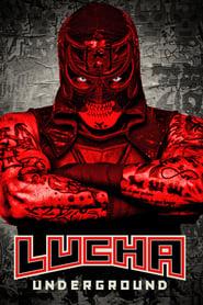 Poster Lucha Underground 2018