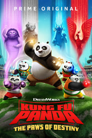 Poster Kung Fu Panda: The Paws of Destiny 2019