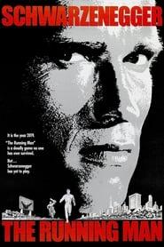 Poster The Running Man 1987