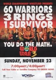 WCW World War 3 1997