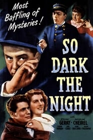 So Dark the Night (1946)