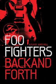 Poster Foo Fighters: Back and Forth 2011