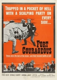 Affiche de Film Fort Courageous