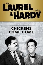 Quand les poules rentrent au bercail (1931)