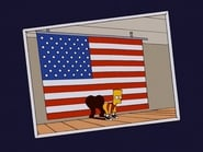 The Simpsons Season 15 Episode 21 : Bart-Mangled Banner