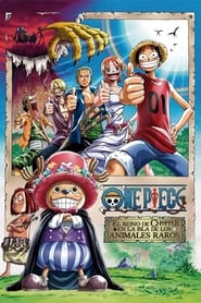 One Piece: Chopper's Kingdom on the Island of Strange Animals (2002)