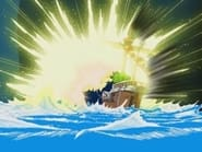 One Piece Season 2 Episode 62 : The First Line of Defense? The Giant Whale Laboon Appears!