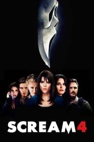 Poster Scream 4 2011