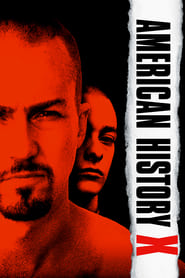 Poster for American History X