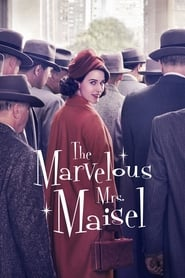 Seriencover von The Marvelous Mrs. Maisel