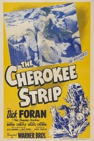 Poster The Cherokee Strip 1937